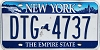 New York Empire State # DTG-4737