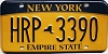 New York Empire State # HRP-3390