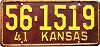 1941 Kansas # 1519, Osborne County