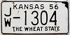 1956 Kansas # 1304, Jewell County
