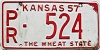 1957 Kansas # 524, Pratt County