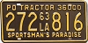 1963 Louisiana Private Owned Tractor # 272-816