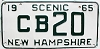 1965 New Hampshire