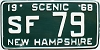 1968 New Hampshire