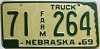 1969 Nebraska Farm # 264, Kimball County