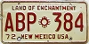 1972 New Mexico #ABP-384