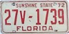 1972 Florida # 1739, Highlands County