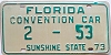 1973 Florida Convention Car # 53, Duval County