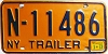 1973 New York Trailer # N-11486