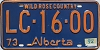 1974 Alberta Wild Rose Country # LC-16-00