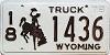 1978 Wyoming Truck #1436, Crook County