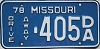 1978 Missouri Drive Away # 405