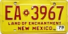 1979 New Mexico Truck #EA-3967