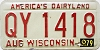 1979 Wisconsin #QY 1418