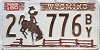 1980 Wyoming #776BY, Laramie County