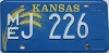 1981 Kansas Wheat graphic # J 226, Meade County