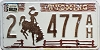 1982 Wyoming #477AH, Laramie County