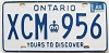 1985 Ontario Yours To Discover # XCM-956