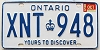 1985 Ontario Yours To Discover # XNT-948