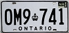 1986 Ontario Commercial # OM9-741