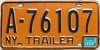 1987 New York Trailer # A-76107
