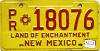 1988 New Mexico Prorate #18076