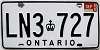 1988 Ontario Commercial # LN3-727