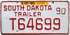 1990 South Dakota Trailer #T64699