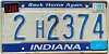 1990 Indiana Home Again graphic # 2H2374