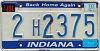 1990 Indiana Home Again graphic # 2H2375