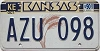 1990 Kansas Wheat graphic # AZU-098, Kearney County