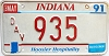 1991 Indiana Disabled Veteran graphic # 935