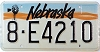 1991 Nebraska Windmill graphic # E4210, Hall County