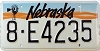 1991 Nebraska Windmill graphic # E4235, Hall County