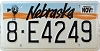 1991 Nebraska Windmill graphic # E4249, Hall County