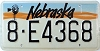 1991 Nebraska Windmill graphic # E4368, Hall County