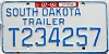 1992 South Dakota Trailer #T234257