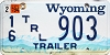 1994 Wyoming Trailer # 903, Johnson County