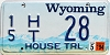 1994 Wyoming House Trailer # 28, Hot Springs County
