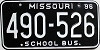 1996 Missouri School Bus # 490-526