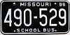 1996 Missouri School Bus # 490-529