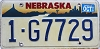 1996 Nebraska graphic # G7729, Douglas County