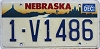 1996 Nebraska graphic # V14866, Douglas County