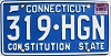 1997 Connecticut # 319-HGN