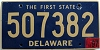 1997 Delaware First State # 507382