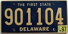 1997 Delaware First State # 901104