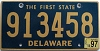 1997 Delaware First State # 913458