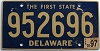 1997 Delaware First State # 952696