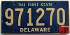 1997 Delaware First State # 971270