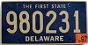 1997 Delaware First State # 980231